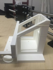 Part of Z Axis